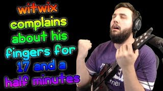 Video witwix complains about his fingers for 17 and a half minutes - Clone Hero MP3, 3GP, MP4, WEBM, AVI, FLV Juni 2018