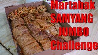 Video MARTABAK SAMYANG JUMBO + RAWIT CHALLENGE | MARTABAK ORINS MP3, 3GP, MP4, WEBM, AVI, FLV Juni 2018