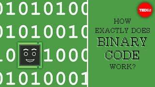 How exactly does binary code work? - José Américo N L F de Freitas