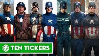 Nonton Captain America Through Years 1944, 1979, 1990, 2011, 2012, 2014, 2015, 2016 Film Subtitle Indonesia Streaming Movie Download