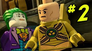 LEGO BATMAN 3: BEYOND GOTHAM - LET'S PLAY WALKTHROUGH (Part 2)