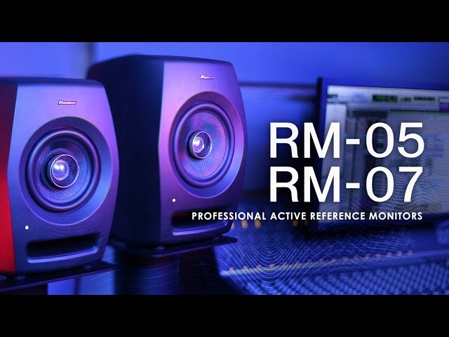 Pioneer RM-05/07 Official Introduction