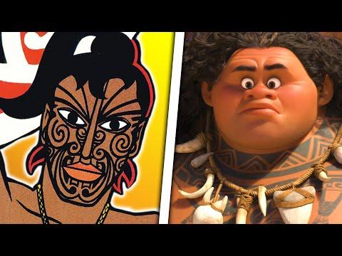 The Messed Up Origins of Maui | Disney Explained - Jon Solo