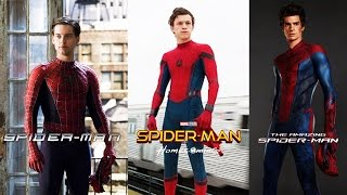 Video Spider-Man Movies Tribute - Time To Pretend - MGMT MP3, 3GP, MP4, WEBM, AVI, FLV Mei 2017