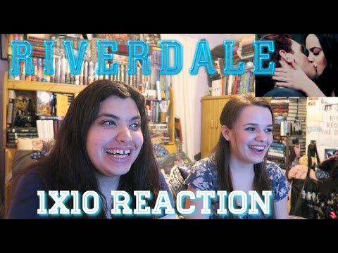 """RIVERDALE 1X10 """"THE LOST WEEKEND"""" REACTION"""