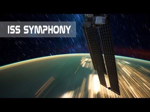 ISS Symphony, viaggiare nello spazio