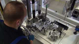6. How it's made: BMW Motorcycle Engine