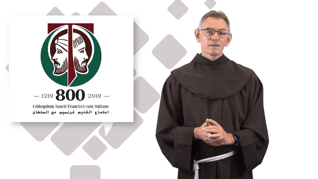 [Diálogos Religiosos – Encontro de São Francisco com sultão do Egito]