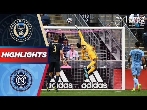 Philadelphia Union 1-2 FC New York City