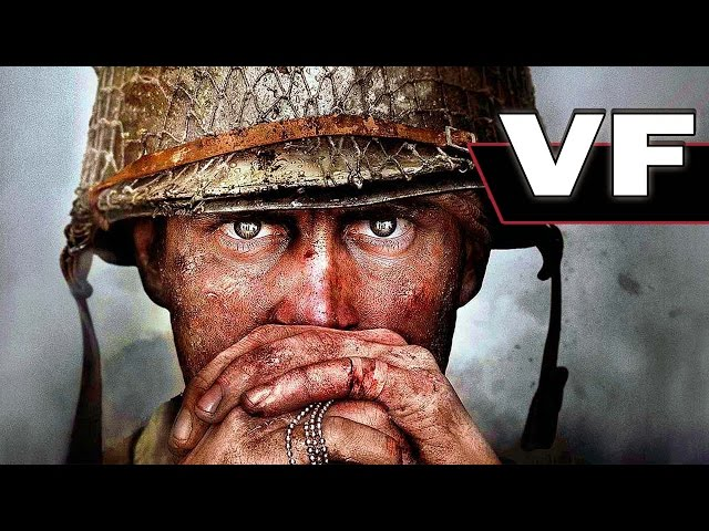 CALL OF DUTY WWII Bande Annonce VF