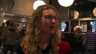 Interview met dartster Aileen de Graaf
