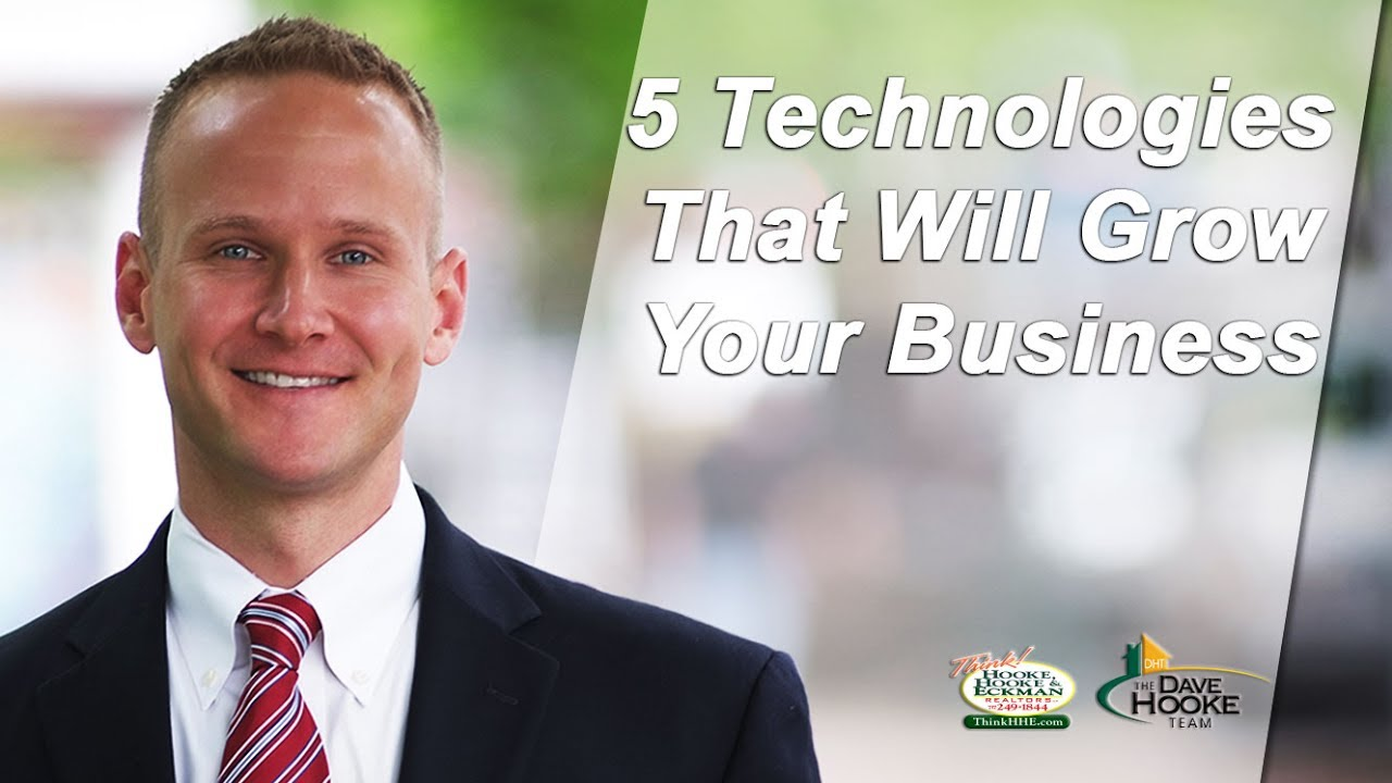 5 Critical Technologies You Need to Grow Your Business