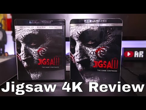Jigsaw 4K Blu-Ray Review