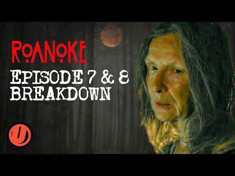 AHS: MY ROANOKE BREAKDOWN Episode 7 & 8 Explained