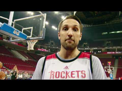 Ryan Anderson Is Ready To Take Off With Houston