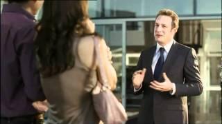Skyfall New Bond Girl Berenice Marlohe Commercial !