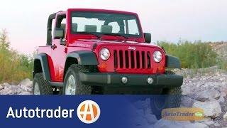 2007-2010 Jeep Wrangler - SUV   Used Car Review   AutoTrader.com