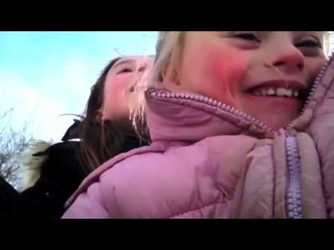 Watch video Down Syndrome: Sledging Spring 2013