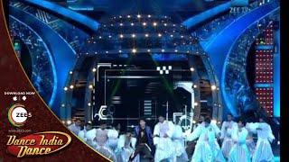 Dance India Dance Season 4 Grand Finale February 22, 2014 - Sumedh's Performance