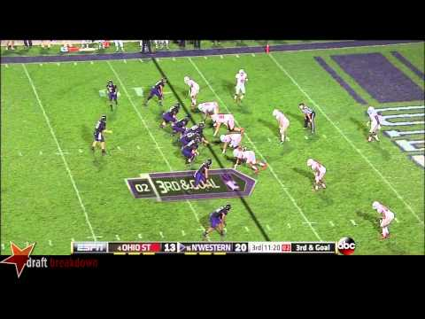 Bradon Vitabile vs Ohio St. 2013 video.