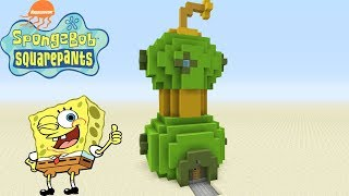 "Minecraft Tutorial: How To Make a Kelp Shake ""Spongebob Squarepants"""
