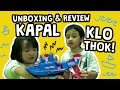 Unboxing & Review Mainan Kapal Klothok / Tok-Tok
