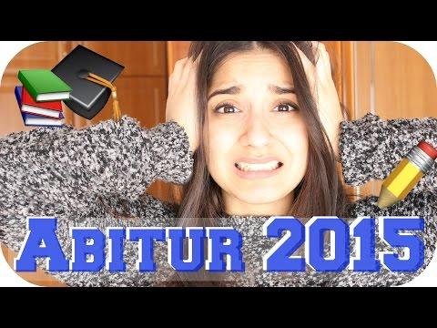 ABITUR 2015 Schriftliche Prüfungen Sanny Kaur