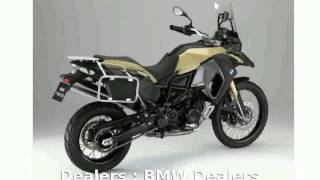 1. 2010 BMW F 800 GS Special Edition - Specification