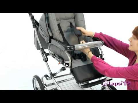 Классическая коляска Roan Rialto R-11