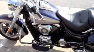 1. 2011 KAWASAKI VULCAN NOMAD 1700 - Motorcycle for sale