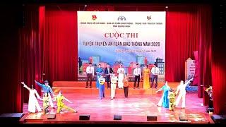 Sôi nổi cuộc thi Tuyên truyền An toàn giao thông trên sóng truyền hình tỉnh Quảng Ninh năm 2020 - cụm thi số 2