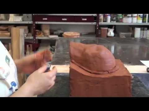 Как сделать форму для скульптуры своими руками