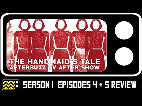 The Handmaids Tale Season 1 Episodes 4 & 5 Review & After Show | AfterBuzz TV