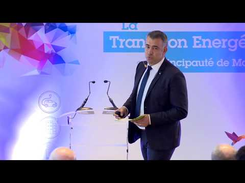 """At the Heart of Energy Transition"": Speech by Achour Daïra"