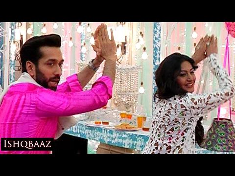 Ishqbaaz Shivaay & Anika's NAAGIN DANCE |