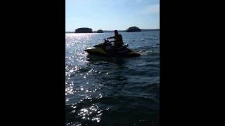 5. Yamaha VX Cruiser (110hp) vs  Seadoo Spark (109hp)