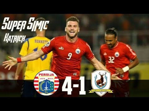 Persija  4-1 Tampines Rovers (Singapura) Full highlights |AFC CUP 2018