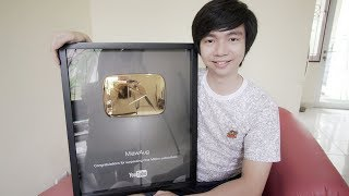 Video 1.000.000 Subs - Gold Play Button - Indonesia MP3, 3GP, MP4, WEBM, AVI, FLV Desember 2017