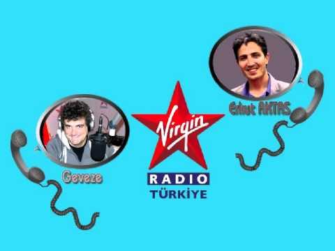 Erkut Aktaş Virgin Radio'da Geveze'nin Konuğu Oldu!