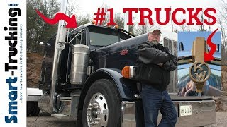 Video Why Kenworth and Peterbilt Trucks Are Better Than the Rest MP3, 3GP, MP4, WEBM, AVI, FLV Juni 2019