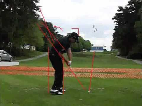 Graeme McDowell Golf Swing Analysis