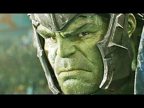 Thor 3: Ragnarok - Meet The Revengers