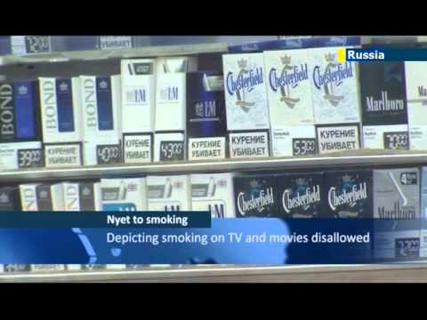 Russian anti-smoking laws come into force: many Russians doubt laws will be effectively enforced
