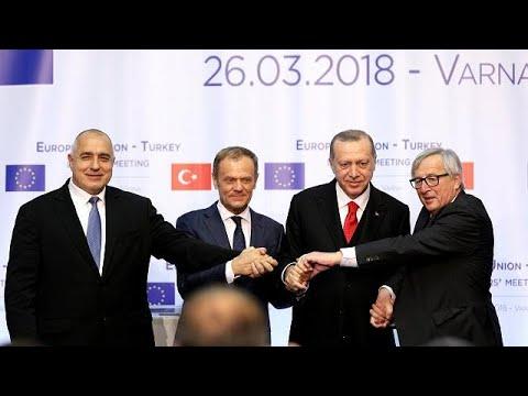 Βάρνα: Αυστηρό μήνυμα ΕΕ σε Ερντογάν για Αιγαίο και Κύπρο