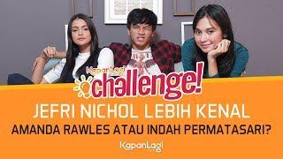 Download Video Tebak Kriteria Cowok Amanda Rawles & Indah Permatasari MP3 3GP MP4