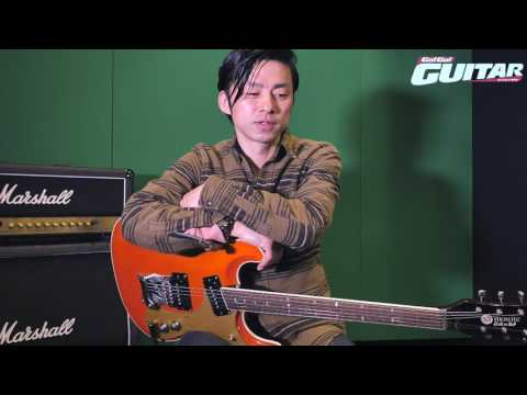 川崎亘一 the band apart × BOSS PW-3 Wah Pedal