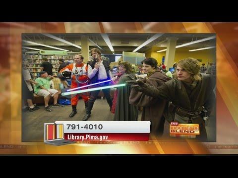 Pima County Library - Mega Mania Summer Reading Program