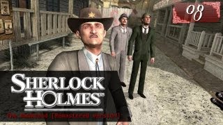 Sherlock Holmes (Video Games) - The Awakened [Remastered version] - Pt.8