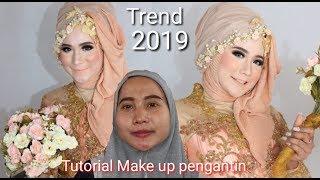 Video Tutorial Make up pengantin anti mahal| trend Make up pengantin 2019 MP3, 3GP, MP4, WEBM, AVI, FLV Juni 2019