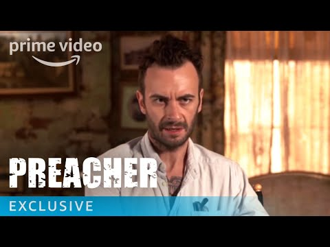 Preacher Season 2 Episode 5 - Behind the Scenes | Prime Video